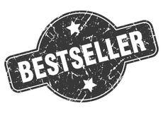 Best-sellerzegel royalty-vrije illustratie