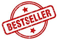 Best-sellerzegel vector illustratie