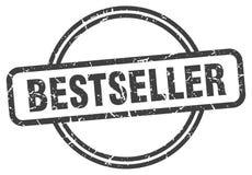 Best-sellerzegel stock illustratie