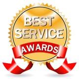 Best service sign Stock Photos