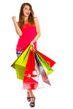Best Shopping Day Ever Stock Photography