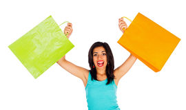 Best Shopping Day Ever Stock Images
