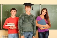 Best students Stock Photography