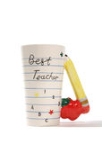 Best Teacher stock photo