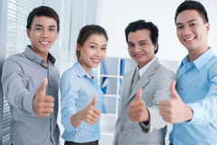 The best team! royalty free stock images