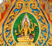 Thai Vishnu Royalty Free Stock Photography