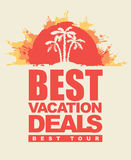 Best tour Royalty Free Stock Photos
