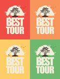 Best Tours Stock Image