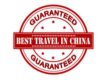 Best travel in China Royalty Free Stock Image