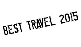 Best Travel 2015 rubber stamp Stock Photos