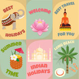 Best Travel to India Stock Image