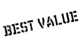 Best Value rubber stamp Royalty Free Stock Image