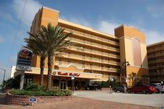 Best Western hotell i Florida Fotografering för Bildbyråer