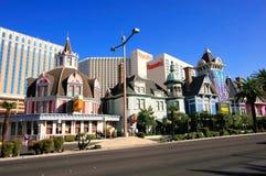 Best Western mais o casino Royale em Las Vegas, Nevada fotos de stock royalty free