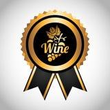 Best wine design Stock Photo