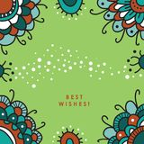 Best Wishes! Stock Images