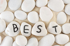 Best word Stock Image