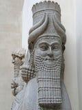Besta Mythical do Assyria, Imagens de Stock Royalty Free