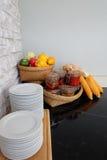 Bestandteil in der Küche Stockbilder