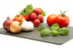 Bestandteile für das Kochen Lizenzfreie Stockbilder