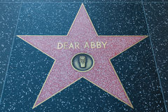 Beste Abby Hollywood Star Royalty-vrije Stock Foto's