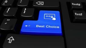 388 Beste auserlesene runde Bewegung auf Computer-Tastatur-Knopf stock video footage