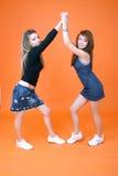 Beste Freunde 1 Lizenzfreies Stockfoto