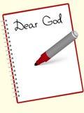 Beste God royalty-vrije illustratie
