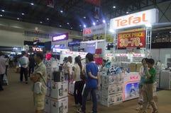 Beste het winkelen van Thailand markt 2015 Stock Afbeelding