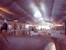 Beste Huwelijk Hall Design royalty-vrije stock afbeeldingen
