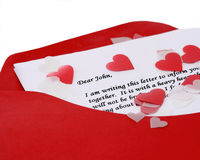 Beste John Letter Stock Foto