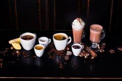 Beste koffie Stock Afbeeldingen