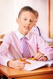 Beste leerling stock fotografie