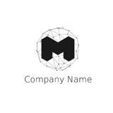 Beste logotype Royalty-vrije Stock Foto