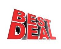 Beste Overeenkomst Royalty-vrije Stock Foto's