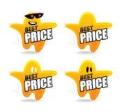 Beste prijs Royalty-vrije Stock Foto