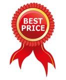 Beste prijs Royalty-vrije Stock Afbeeldingen