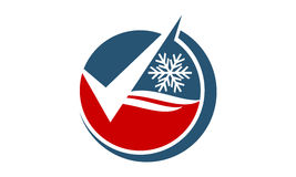 Beste Qualitäts-Service-Klimaanlage Stockbild