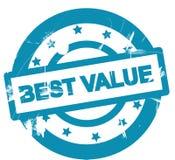 Beste waarde stock illustratie