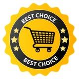 Beste Wahl Lizenzfreie Stockbilder