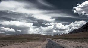 Beste wegreizen stock afbeelding