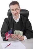 bestechung Lizenzfreies Stockfoto