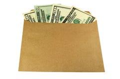Bestechungsgeld, Gehalt, Geschenk? Stockbild