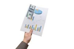 Bestechungsgeldkonzept Lizenzfreie Stockfotos