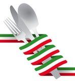 Bestek het Italiaans stock illustratie
