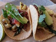 Bestellung von Tacos lizenzfreies stockfoto