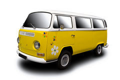 Bestelwagen Royalty-vrije Stock Afbeelding