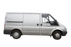 Bestelwagen Royalty-vrije Stock Afbeeldingen