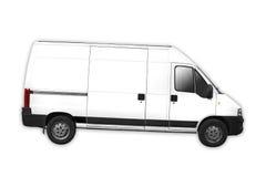 Bestelwagen royalty-vrije stock fotografie