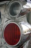 Bestelwagenkoplamp Stock Foto